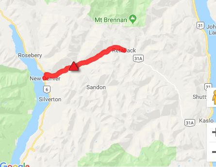 Avalanche control work planned on Hwy 3 and Hwy 31A - My Kootenay Now